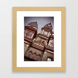 Lockhart Framed Art Print