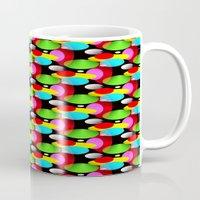 balloons Mugs featuring Balloons by 'Artisimo' (Keith Bond)