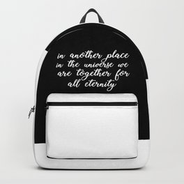 In another place Backpack