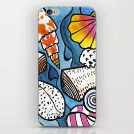 Lots of Lovely Shells  iPhone Skin