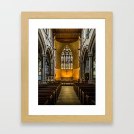 St Lawrence Hungerford Framed Art Print