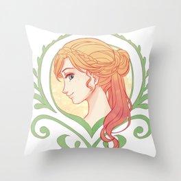 Crocus Anna Throw Pillow