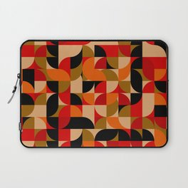 vector Design Deco, rustic colors. Laptop Sleeve