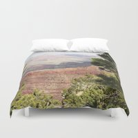 california Duvet Covers featuring California by Kakel-photography