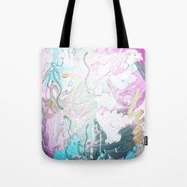 Bright Mess Tote Bag