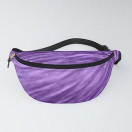 Grape Purple Pixel Wind Fanny Pack