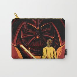 Darth Vader and Luke Skywalker Carry-All Pouch