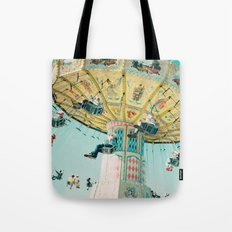 Love A Fair . . . swings Tote Bag