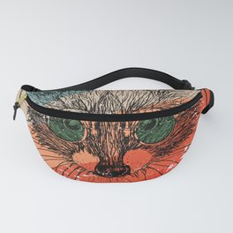 Racoon Cute Fanny Pack