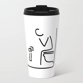 toilet digestion irritant bowel Travel Mug