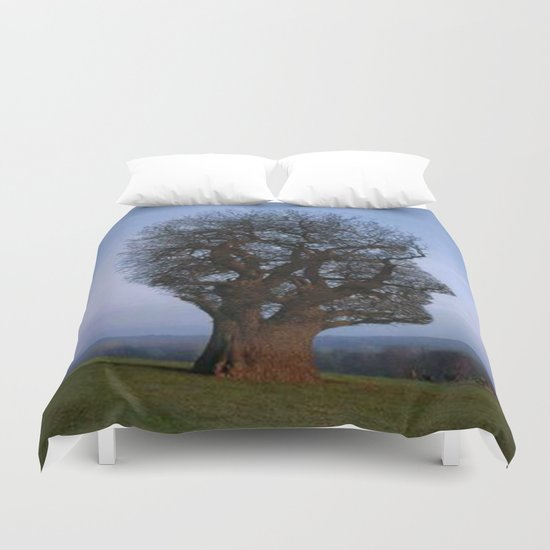 HEAD TREE Duvet Cover