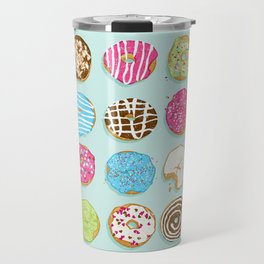 Sweet donuts Travel Mug