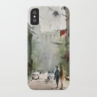 street art iPhone & iPod Cases featuring Street by Baris erdem