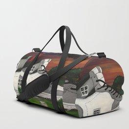 Shoe Value Duffle Bag