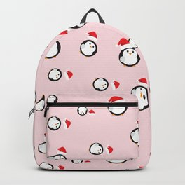Mr P. The Christmas Penguin Backpack
