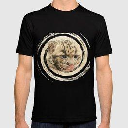 CUTE CLOUDED LEOPARD CUB T-shirt