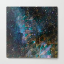 OUTERSPACE Metal Print