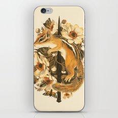 Rites of Moth & Bloom iPhone Skin
