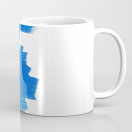 Blue Balance Coffee Mug