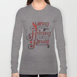 Family Business Long Sleeve T-shirt
