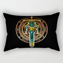 Bloody Sword Rectangular Pillow