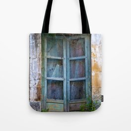 Abandoned Sicilian House in Noto Tote Bag