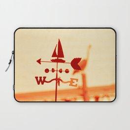 This Way to the Lake // Weathervane Laptop Sleeve