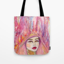 Head in the Clouds Tote Bag
