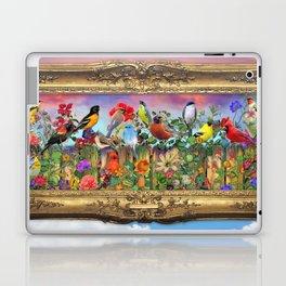 Birds and Blooms Laptop & iPad Skin