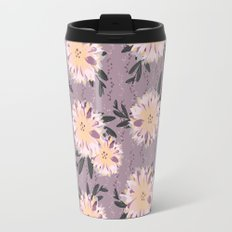 Fancy Floral Travel Mug