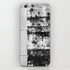 Black and White Abstract No. 0582 iPhone & iPod Skin