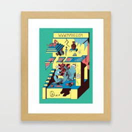 www.mmxi.com Framed Art Print