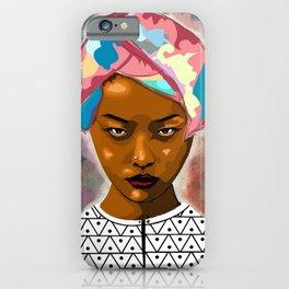 Binta iPhone Case