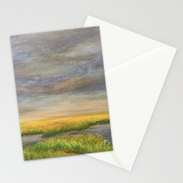 View from the Causeway Stationery Cards