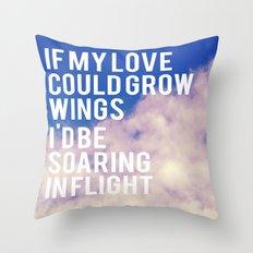 If My Love  Throw Pillow