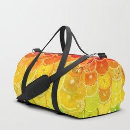 Fruit Madness - Citrus Duffle Bag
