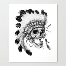 Wild, Wild West Canvas Print