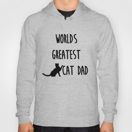 World's Greatest Cat Dad Hoody
