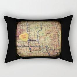 Dream Big Phoenix Rectangular Pillow