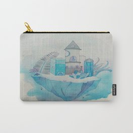 Yeats Carry-All Pouch