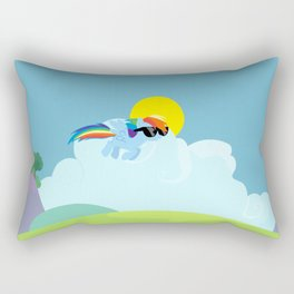PONY Rectangular Pillow