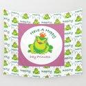 Frog Princess by eileenflemingpatterndesign