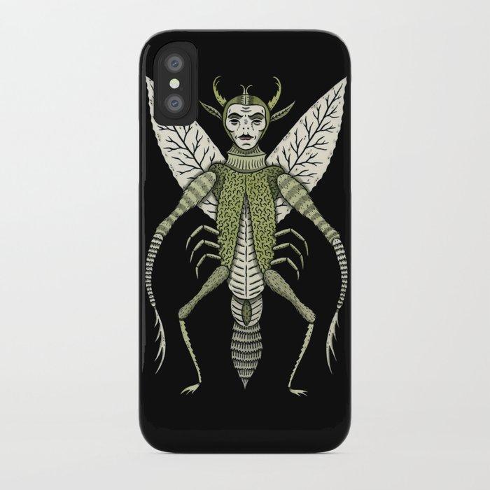 Ten-Legged Creepy Crawly iPhone Case