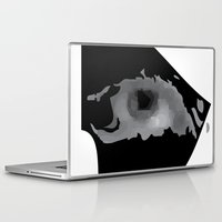 nerd Laptop & iPad Skins featuring Nerd by igcarr
