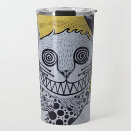 Cheshire Cat Travel Mug