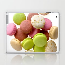 Multicolored macarons Laptop & iPad Skin