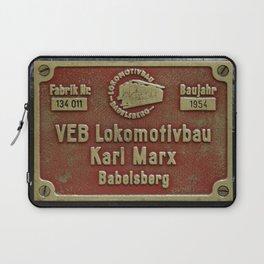 VEB Lokomotivbau Karl Marx, Babelsberg Laptop Sleeve