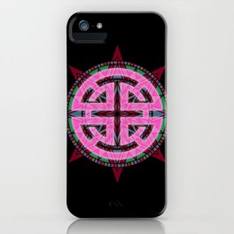 World Religions -- Chinese Traditional Religion iPhone Case