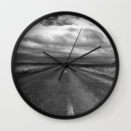 Ready for a Change Wall Clock