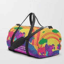 Small village 8 Duffle Bag